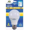 Lâmpada Led 4W Luz Branca 6500k bivolt 440lm bulbo A60 - Blumenau Iluminação