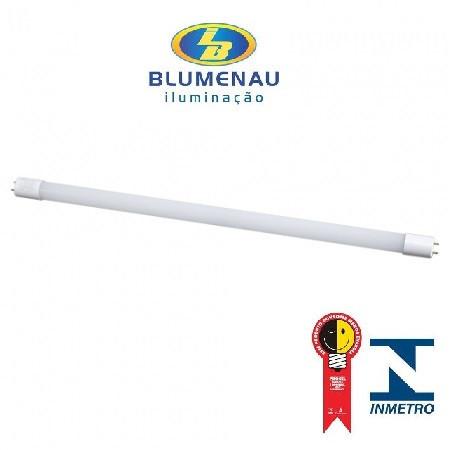 Lâmpada Tubular Pro LED T8 9W 60cm Branca Fria 6000k BiVolt, 900 lumens
