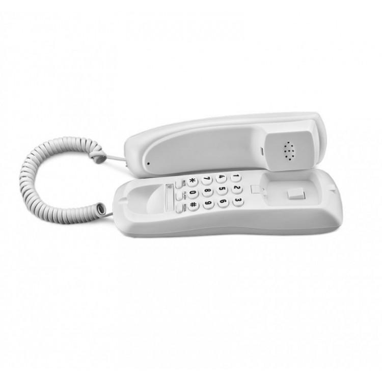 Terminal Dedicado Slim TED100 - Interfone com Teclado, Branco - Elgin